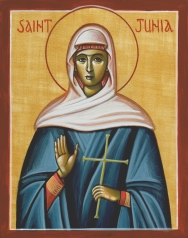 Saint Junia Icon